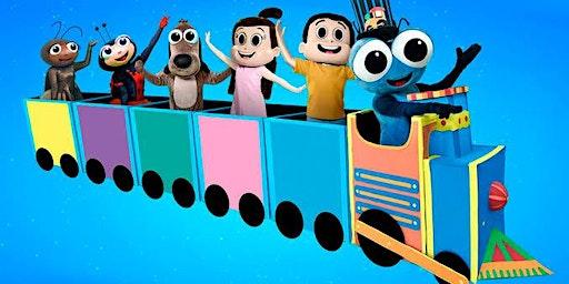 DESCONTO: Bob Zoom em O Trem de Ferro, no Teatro MorumbiShopping