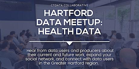 Hartford Data Meetup (March): Health Data tickets