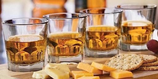 Upper Crust Whiskey Tasting