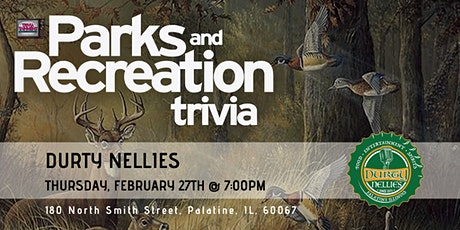 Parks & Rec Trivia at Durty Nellies tickets