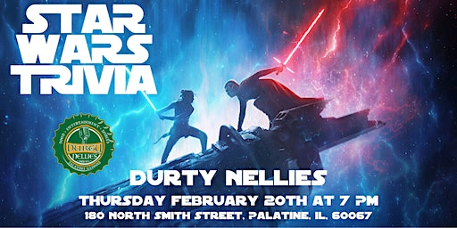 Star Wars Trivia at Durty Nellies