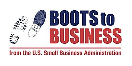 BOOTS TO BUSINESS REBOOT: Starting or Growing a Veteran-Owned Business - Eden Prairie, MN 5 June 2020 tickets