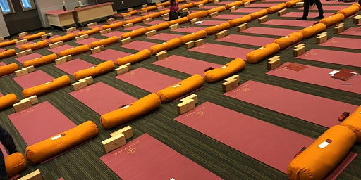 Kaiut Yoga CLASS @Congregation B'nai Amoona