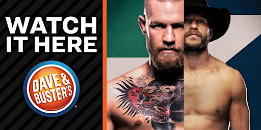 081, D&B Euless, TX - McGregor VS Cerrone 2020