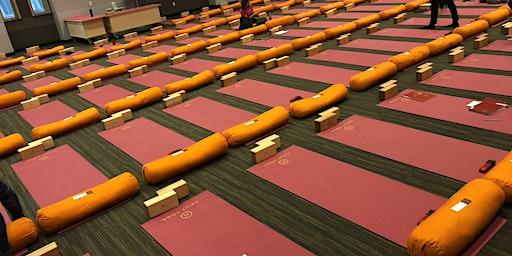 Kaiut Yoga SESSION @Congregation B'nai Amoona