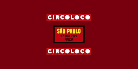 CIRCOLOCO - São Paulo ingressos