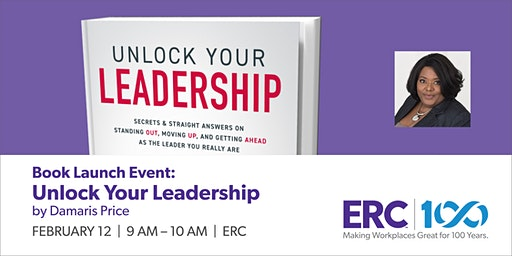 Book Launch Event: Unlock Your Leadership