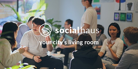 Socialhaus: Talk to a stranger over tea, make a friend tickets