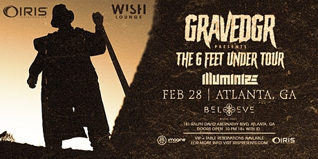 Gravedgr |  Wish Lounge @ IRIS | Friday February 28 tickets