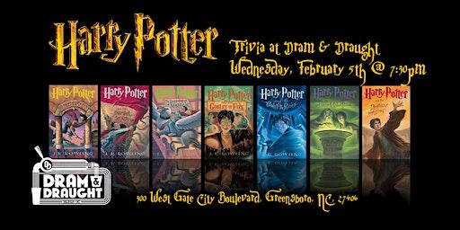 Harry Potter Books Trivia at Dram & Draught