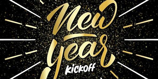 New Year Kickoff!
