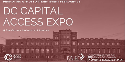Capital Access Expo | Winter 2020