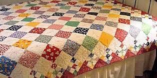 Beginners Quilt Club