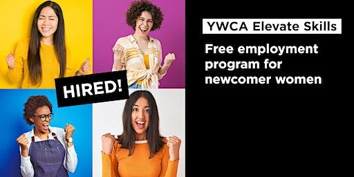 YWCA Elevate Skills | FREE Career Program for Immigrant Women
