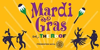 Mardi Gras on The Roof - Crawfish Boil