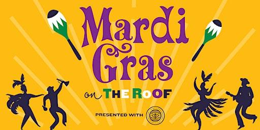 Mardi Gras on The Roof - Crawfish Boil