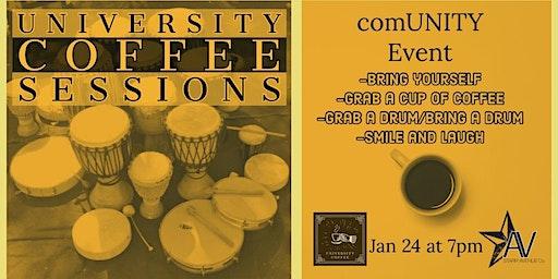 University Coffee Session