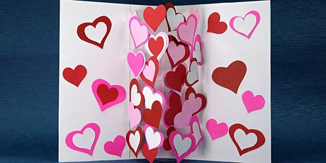 MISSION: Teen Valentine's Day Card Drive tickets