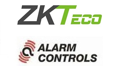 Zk and Alarm Controls Counter Day - Fairfield tickets