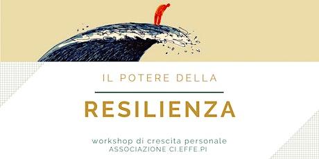 Coltivare la Resilienza biglietti