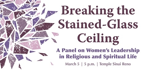 Breaking the Stained-Glass Ceiling tickets