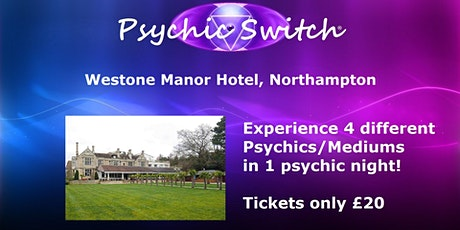 Psychic Switch - Northampton tickets