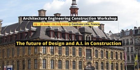 Architecture Engineering Construction Workshop 2020 tickets