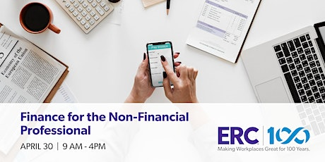 Finance for the Non-Financial Professional tickets