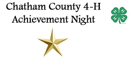 Chatham County 4-H Achievement Night tickets