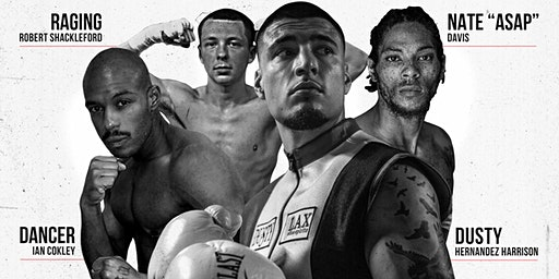 Old School Boxing Promotions Presents: Road To Greatness (Live Pro Boxing).