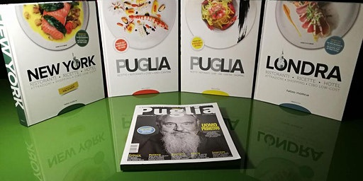 Writing Club in collaboration with the magazine Amazing Puglia