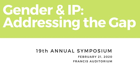 Texas Intellectual Property Law Journal Annual Symposium tickets