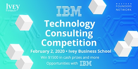 2020 IBM Technology Consulting Competition tickets