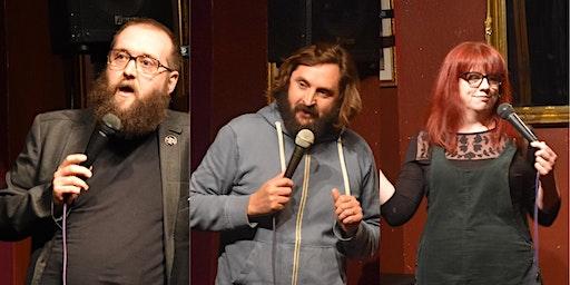 On The Edge Comedy w/ Jamie D' Souza
