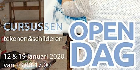 Open Dagen Ateliers Westerdok tickets
