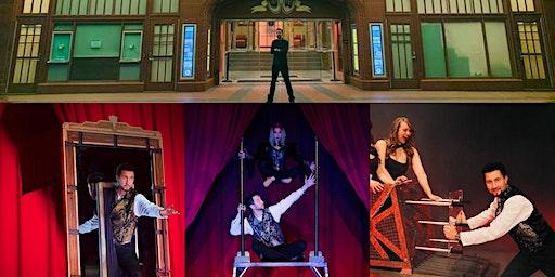 "Illusionist Johnny Magic ~ ""America's Great Touring Magic Show"""