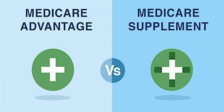 Medicare Advantage Seminars   tickets