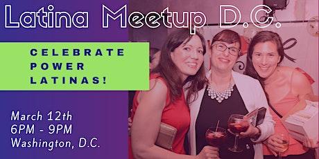 Latina Meetup DC 2020 (For Creators, Professionals and Entrepreneurs) tickets