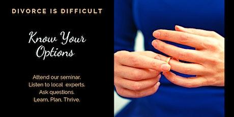 Divorce Support Seminar tickets