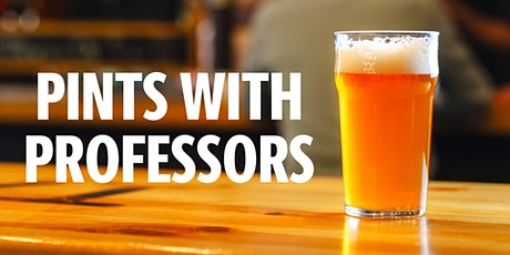 CEC Pints with Professors tickets