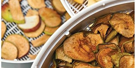 Dehydrating - a Think Green Thursday Food Preservation Class tickets