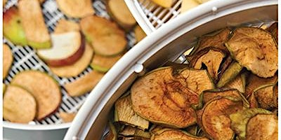 Dehydrating - a Think Green Thursday Food Preservation Class