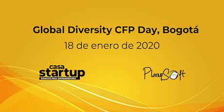 Global Diversity CFP Day entradas