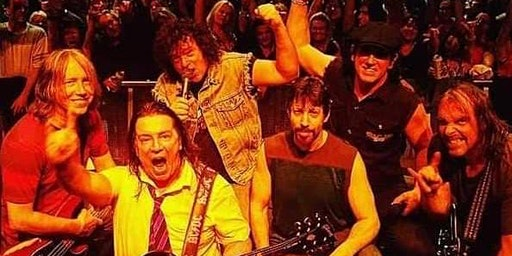Halfway to Hell - Tribute to AC/DC