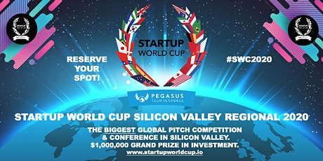 Startup World Cup 2020 Silicon Valley Regional tickets