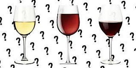 Wine Flight Tasting tickets