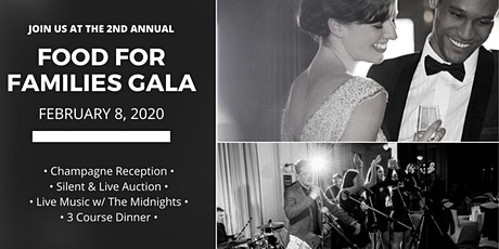 Food for Families Gala 2020 tickets