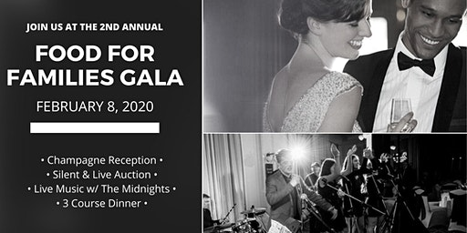 Food for Families Gala 2020
