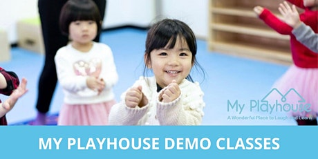 My Playhouse Demo Classes tickets