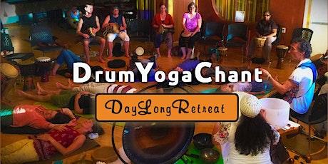 DrumYogaChant - DayLongRetreat Jan 19, 2020 tickets